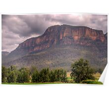 Strength - Capertee Valley, NSW Australia - The HDR Experience Poster