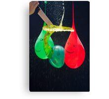 Balloonicidal I Canvas Print
