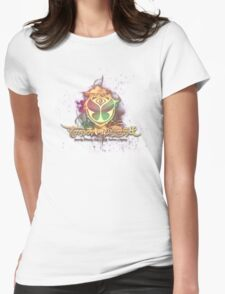 Tomorrowland T Shirt - Cover Womens Fitted T-Shirt