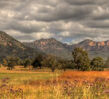 Capertee Magic (Panoramic)  - Capertee Valley, NSW Australia - The HDR Experience by Philip Johnson