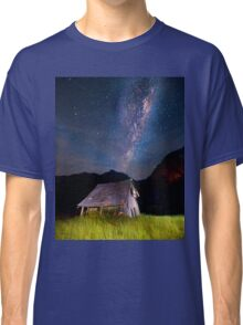The barn at the end of the universe Classic T-Shirt