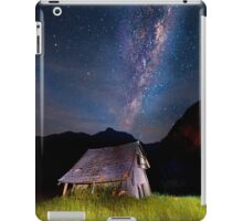 The barn at the end of the universe iPad Case/Skin