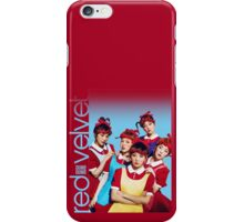 Red Velvet Dumb Dumb iPhone Case/Skin