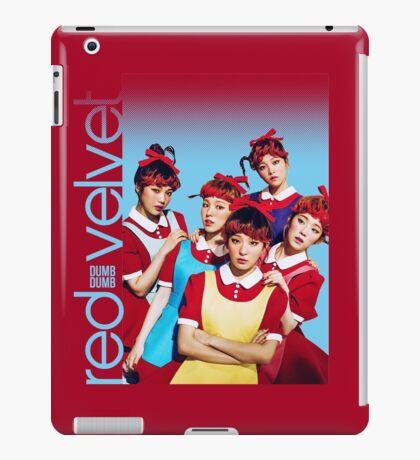 Red Velvet Dumb Dumb iPad Case/Skin