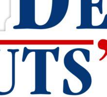 Deez Nuts Election 2016 Sticker