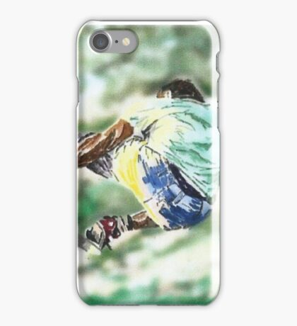 A Moment of Serenity iPhone Case/Skin