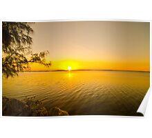 Key Largo Sunrise 2 Poster