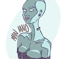 Man Maid by Tara Cosgrave-Perry