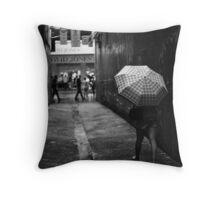Checkered Throw Pillow