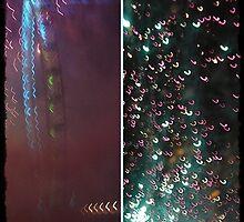 Amazing London - LONDON EYE DIPTYCH - UK- (Which one???) by Daniela Cifarelli