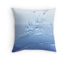 Blues in the Brewery Throw Pillow