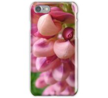 tender loving (lupin flower) iPhone Case/Skin