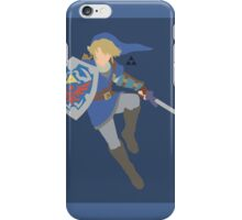 Link (Blue) - Super Smash Bros. iPhone Case/Skin