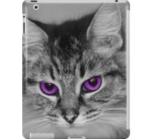 Little Miss Pink Eye iPad Case/Skin