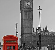 London Calling by Spencer Trickett
