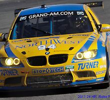 2011 Rolex 24 Hour Endurance Race by leftwinger7