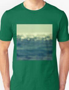 blurred light Unisex T-Shirt