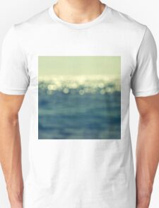 blurred light Unisex T-Shirt