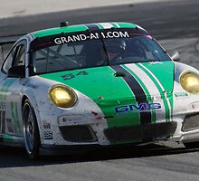 Grand Am Car at 2011 Rolex 24 Hour Endurance Race by leftwinger7