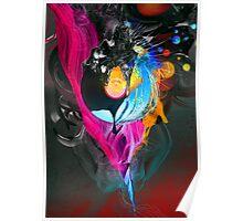 Cirque du couleurs Poster