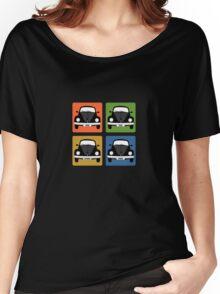john paul george ringo Women's Relaxed Fit T-Shirt