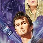 The Art of Doctor Who - Andrew Skilleter by Andrew  Skilleter