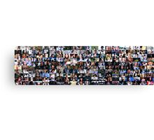 Grey's Anatomy - 200 Episodes Canvas Print