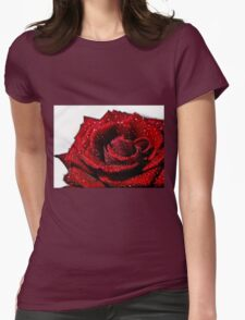 Bright Red Rose T-Shirt