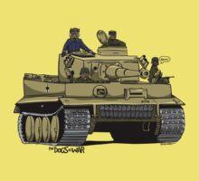 Dogs of War, Tiger 1 Kids Tee
