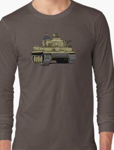 Dogs of War, Tiger 1 Long Sleeve T-Shirt