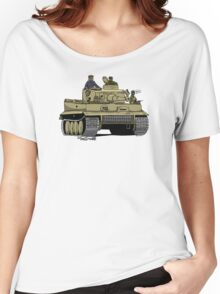 Dogs of War, Tiger 1 Women's Relaxed Fit T-Shirt