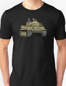 Dogs of War, Tiger 1 Unisex T-Shirt