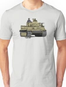 The Dogs of War: Tiger Tank T-Shirt