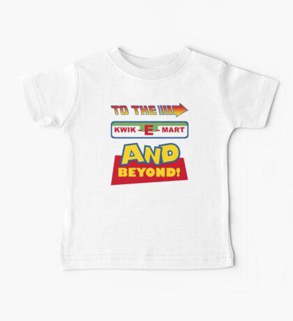 To The Kwik-E-Mart Baby Tee