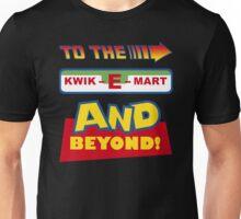 To The Kwik-E-Mart Unisex T-Shirt