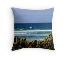 Great Southern Ocean - Australia Throw Pillow