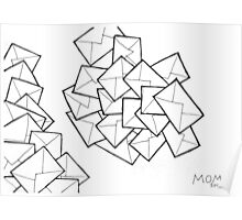 DRAWING By Moma Bjekovic Poster