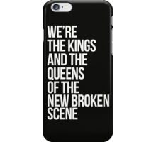 We're alright tho. iPhone Case/Skin