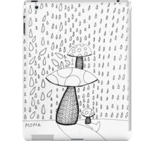 DRAWING By Moma Bjekovic9 iPad Case/Skin