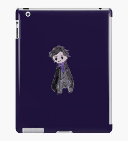 Sherlock Chibi iPad Case/Skin