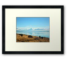 Blue Mountains Framed Print
