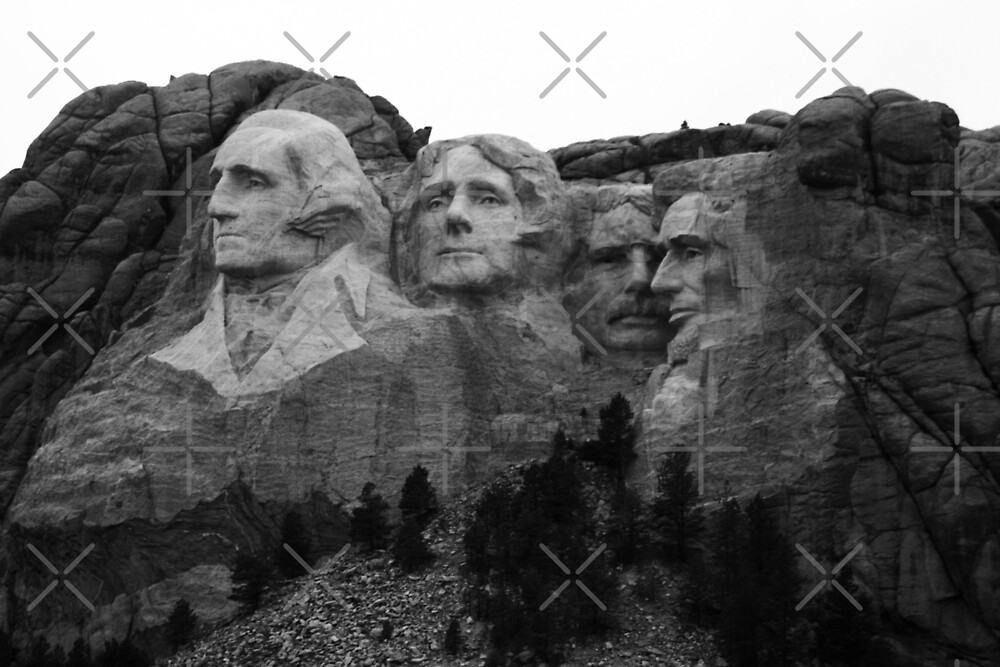 Mount Rushmore National Memorial by Julie's Camera Creations <><