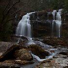 Long Creek Falls by DHParsons