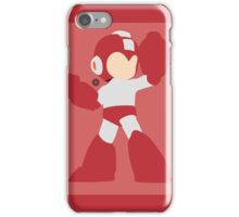 Mega Man (Red) - Super Smash Bros. iPhone Case/Skin