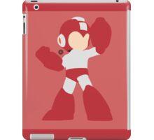 Mega Man (Red) - Super Smash Bros. iPad Case/Skin