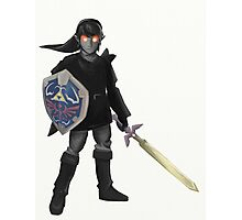 Dark Link Photographic Print