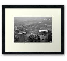 Busch Stadium Framed Print