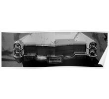 65 Cadillac Deville Poster