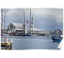 Cunningham Pier, Geelong 2011 Poster