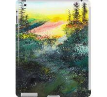 Good Morning 3 iPad Case/Skin